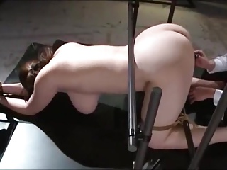 Chubby Japanese Girl In Bondage Experiment