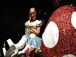 Kinky Alice In Wonderland Chapter 1 Mistress FemDom Bondage
