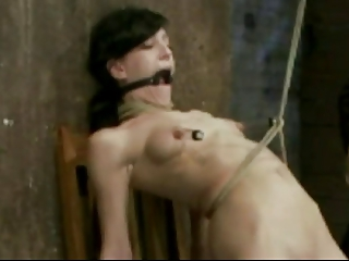 6 Nipple Bondage Orgasms