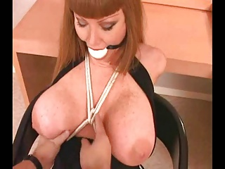 Darla Crane-Bondage P.1