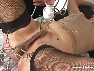 Extreme Pussy Punishment