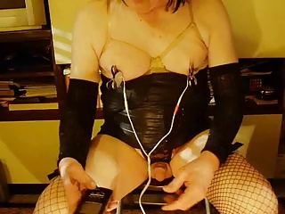 CD Electro Hot Nipples Pain