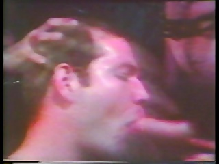 Rare Vintage BDSM – Leathermen With Tony Rocco And Friends