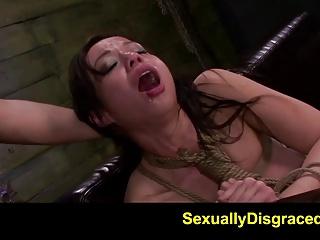 FetishNetwork Kimmy Lee Anal Sex Bondage