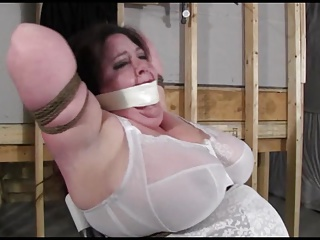 Joy Bound And Gagged All Evening