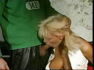Blonde Made To Fuck Someone Else While Boyfriend Watches