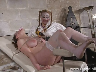 Carlys Bizarre Lesbian Humiliation And Medical Nurse Punish