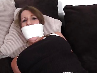 Chelseas  Bound And Gagged