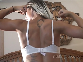 Shelly Paige Tickling Video