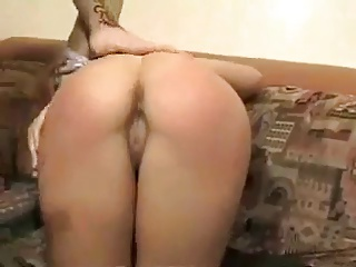 Two Women Ass Spanked And Fucked