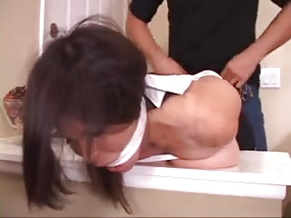 Ashley Renee Bondage Busty Fuck