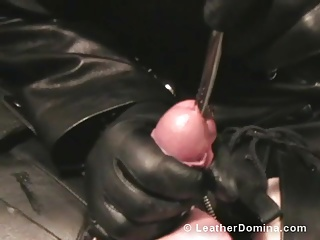 The Leather Domina – Leather Fetish – Total Leather Bondage