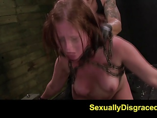 FetishNetwork Autumn Kline Sybian Orgasm And Cum Facial