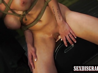 Kylie Rogue Moans While Being Tested