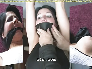 Handcuff And Shackle At Clips4sale.com