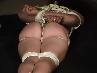 Bound And Gagged Nude