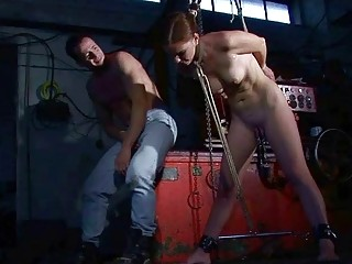Joanna Sweet Gets Punished And Fucked