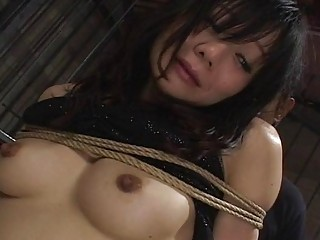 Sensual Asian Girls Bound And Fucked