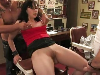Explicit Vagina Punishment For An Sex Slave