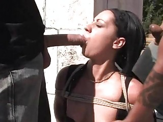 Salacious And Untamed Pussy Drilling For Bitch