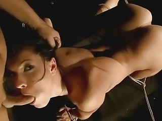 Cute Teen Amanda Baby Getting Bondaged