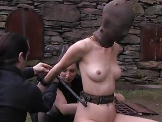 Tormented Slave Is Giving Master A Lusty Oral Sex