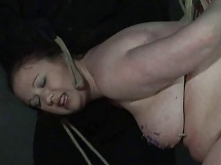 Bbw Needle Bdsm And Nipple Torture