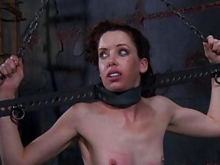 Gal Acquires Hardcore Clamping For Her Giant Racks