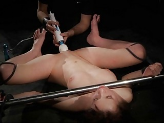 Teen Slut Girl Rough Punished In Submission