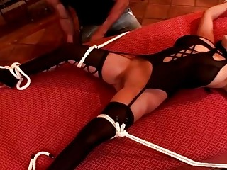Super Delicate Bdsm Fetish Plays With Mr Grey
