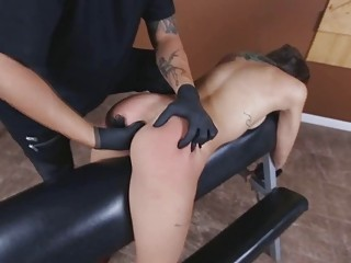Sexy Sweet Chick Gina Valentina Gets Banged Hard