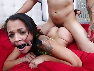 Tight Teen Holly Hendrix Pounded Rough