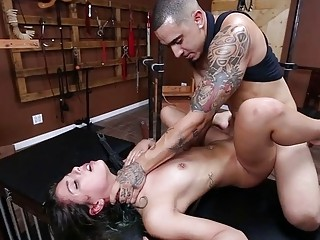 Gina Valentina Dominated And Pounded