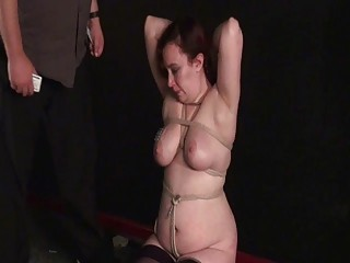 Amateur Needle Torture Of Busty English Slaveslut