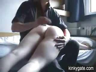 Tough Ass Punishment For Slut Peggy