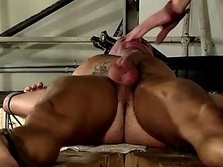 Hot Gay Made To Suck His First Cock