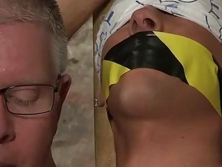 Gay Guys Slave Boy Made To Squirt